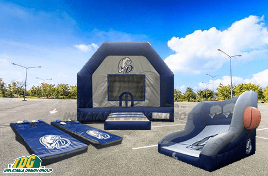 fanzone inflatables