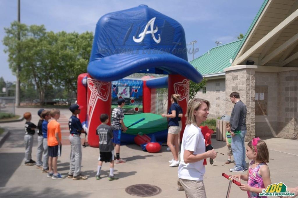 Inflatable Tee Ball
